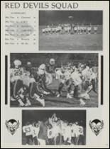 1986 Mountain Pine High School Yearbook Page 74 & 75