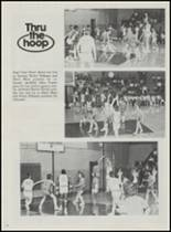 1986 Mountain Pine High School Yearbook Page 78 & 79