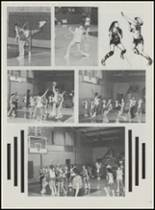 1986 Mountain Pine High School Yearbook Page 80 & 81