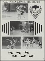 1986 Mountain Pine High School Yearbook Page 82 & 83