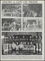 1986 Mountain Pine High School Yearbook Page 84 & 85