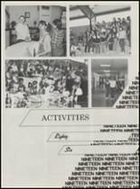 1986 Mountain Pine High School Yearbook Page 86 & 87