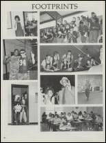1986 Mountain Pine High School Yearbook Page 92 & 93