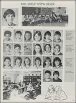 1986 Mountain Pine High School Yearbook Page 96 & 97