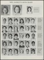1986 Mountain Pine High School Yearbook Page 98 & 99