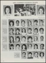 1986 Mountain Pine High School Yearbook Page 100 & 101