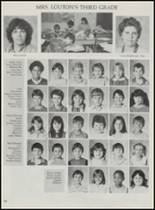 1986 Mountain Pine High School Yearbook Page 104 & 105