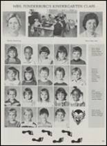 1986 Mountain Pine High School Yearbook Page 110 & 111