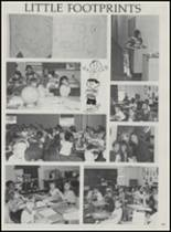 1986 Mountain Pine High School Yearbook Page 112 & 113