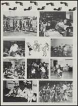 1986 Mountain Pine High School Yearbook Page 114 & 115