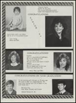 1986 Mountain Pine High School Yearbook Page 138 & 139