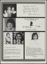 1986 Mountain Pine High School Yearbook Page 140 & 141