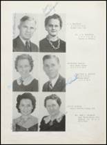 1942 Clyde High School Yearbook Page 16 & 17