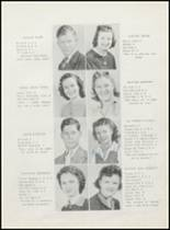 1942 Clyde High School Yearbook Page 22 & 23