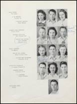 1942 Clyde High School Yearbook Page 40 & 41