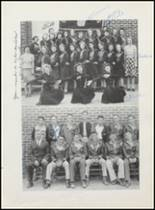 1942 Clyde High School Yearbook Page 60 & 61