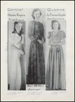 1942 Clyde High School Yearbook Page 72 & 73
