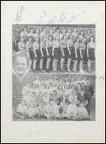 1942 Clyde High School Yearbook Page 80 & 81