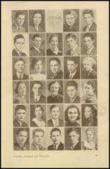 1935 Roosevelt High School Yearbook Page 26 & 27