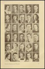 1935 Roosevelt High School Yearbook Page 42 & 43