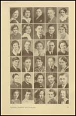 1935 Roosevelt High School Yearbook Page 46 & 47