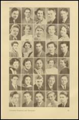 1935 Roosevelt High School Yearbook Page 48 & 49