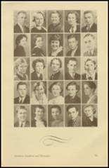 1935 Roosevelt High School Yearbook Page 50 & 51