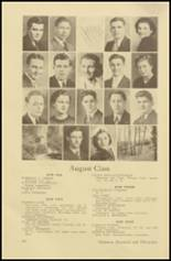 1935 Roosevelt High School Yearbook Page 52 & 53