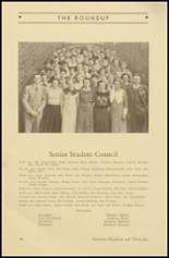 1935 Roosevelt High School Yearbook Page 56 & 57