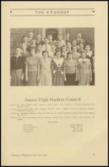 1935 Roosevelt High School Yearbook Page 60 & 61