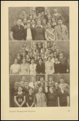 1935 Roosevelt High School Yearbook Page 64 & 65