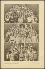 1935 Roosevelt High School Yearbook Page 66 & 67