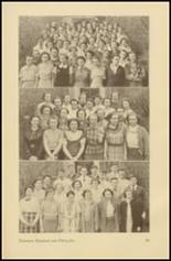 1935 Roosevelt High School Yearbook Page 68 & 69