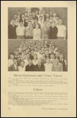 1935 Roosevelt High School Yearbook Page 70 & 71