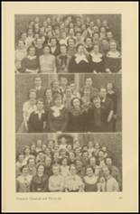 1935 Roosevelt High School Yearbook Page 72 & 73