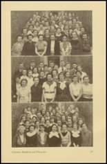 1935 Roosevelt High School Yearbook Page 74 & 75