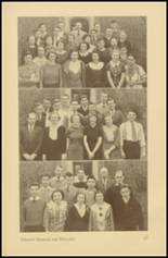1935 Roosevelt High School Yearbook Page 76 & 77