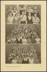 1935 Roosevelt High School Yearbook Page 82 & 83
