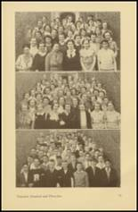 1935 Roosevelt High School Yearbook Page 84 & 85