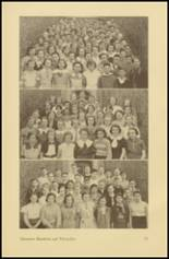 1935 Roosevelt High School Yearbook Page 86 & 87