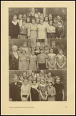1935 Roosevelt High School Yearbook Page 88 & 89