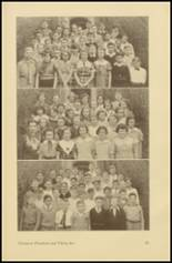 1935 Roosevelt High School Yearbook Page 90 & 91