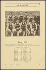 1935 Roosevelt High School Yearbook Page 104 & 105