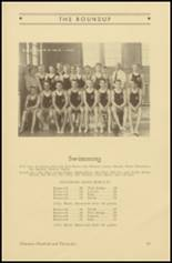 1935 Roosevelt High School Yearbook Page 106 & 107