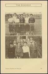 1935 Roosevelt High School Yearbook Page 112 & 113