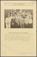 1935 Roosevelt High School Yearbook Page 114 & 115