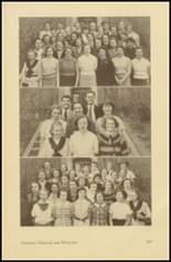 1935 Roosevelt High School Yearbook Page 116 & 117
