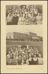 1935 Roosevelt High School Yearbook Page 118 & 119