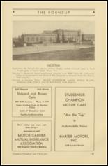 1935 Roosevelt High School Yearbook Page 136 & 137