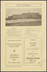 1935 Roosevelt High School Yearbook Page 142 & 143
